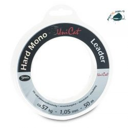 Unicat – Hard Mono Leader – mediu rigid