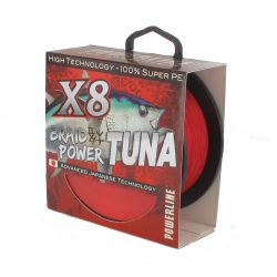 Fir Textil Powerline - X8 Braid Power Tuna pescuit somn