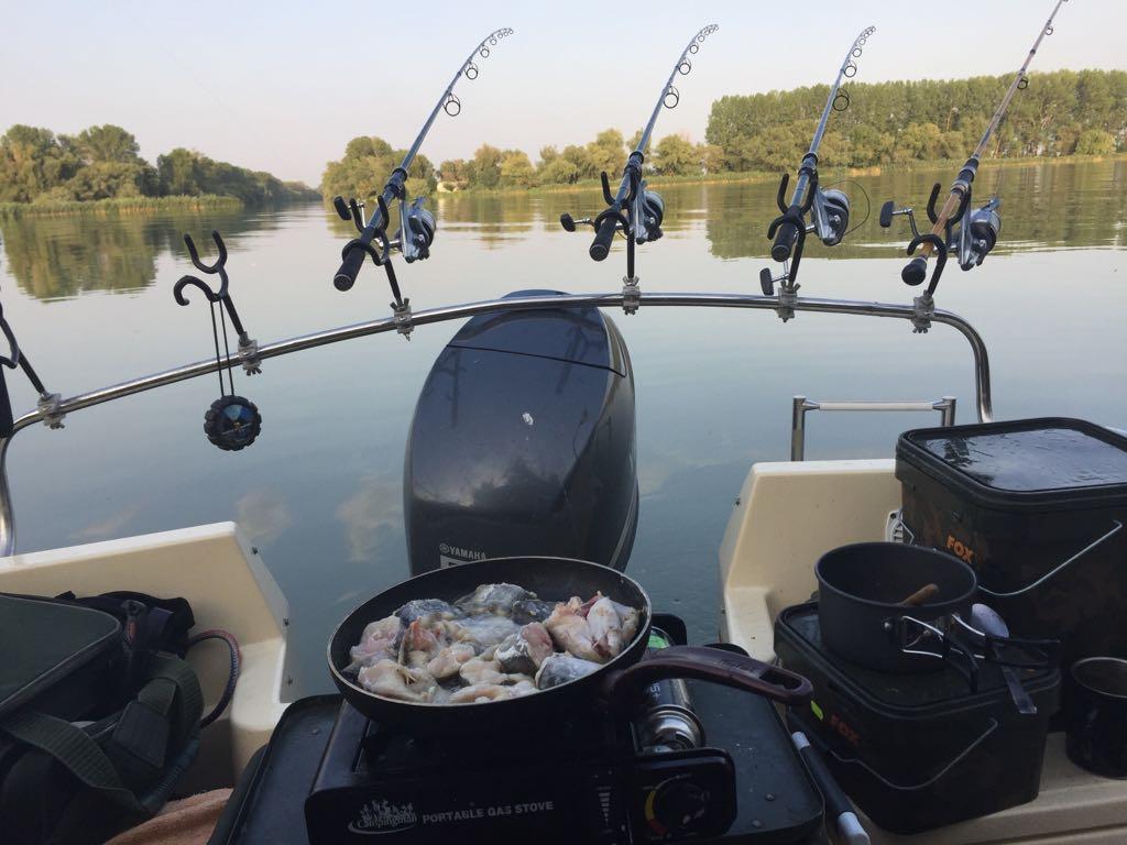 Pescuit in delta 11-14.08.2017 - pescuit la somn cu lansetele de stationar Unicat