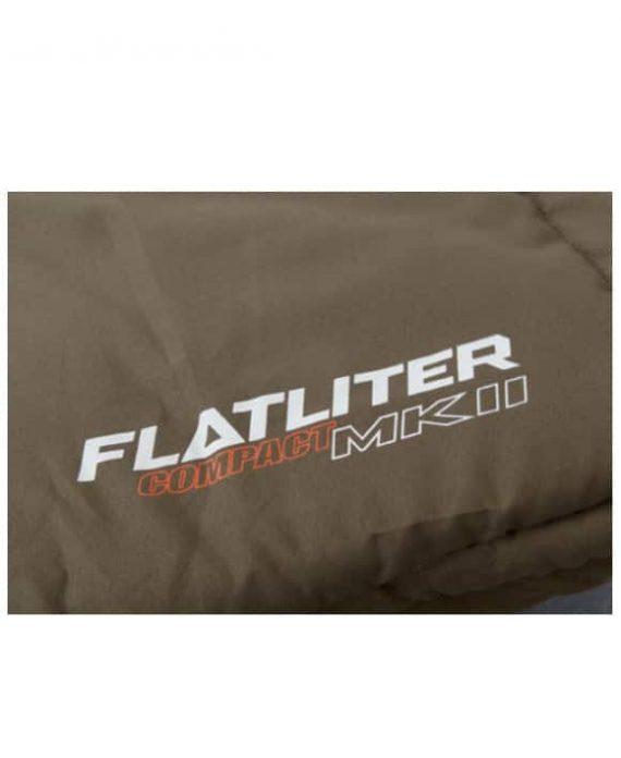 Pat cu sac de dormit Flatliter Bed&Bag System