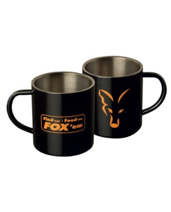Cana Fox STAINLESS STEEL MUG - 400ML