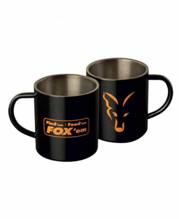Cana Fox STAINLESS STEEL MUG – 400ML