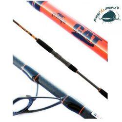 Lanseta Fox Catfish Pro Vertical pescuit somn