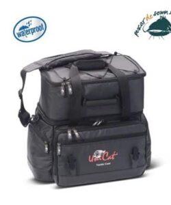 Unicat Tackle Case-Geanta dubla echipament sensibil