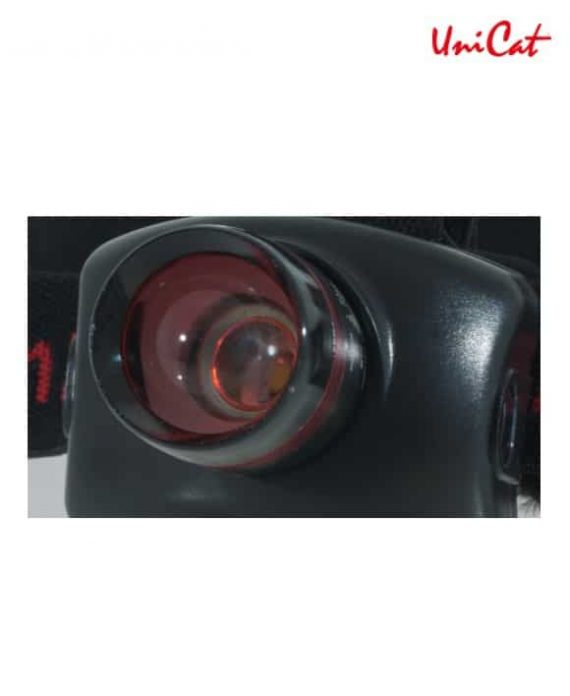 Lanterna pentru cap Unicat Power Zoom