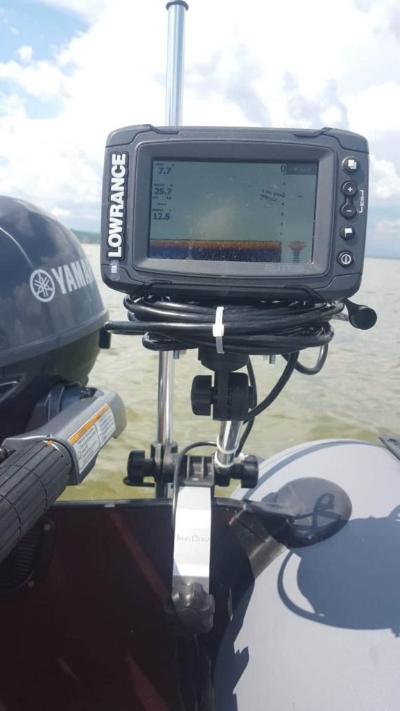 Suport Sonar – IronClaw Mount Deluxe