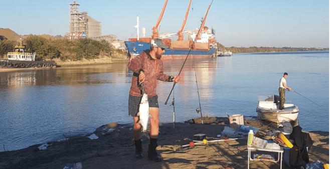 Pescuit stationar