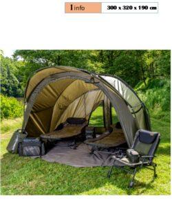 Cort pescuit Anaconda Cusky Prime Dome 190
