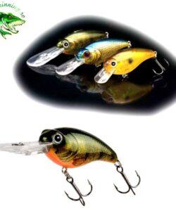 Voblere Doiyo Nomin 60 - Hiratai 6 cm Floating 0,6 - 1.5 m