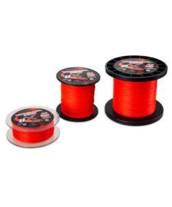 Fir textil somn UniCat Vencata Red 8X clonc, spinning sau stationar
